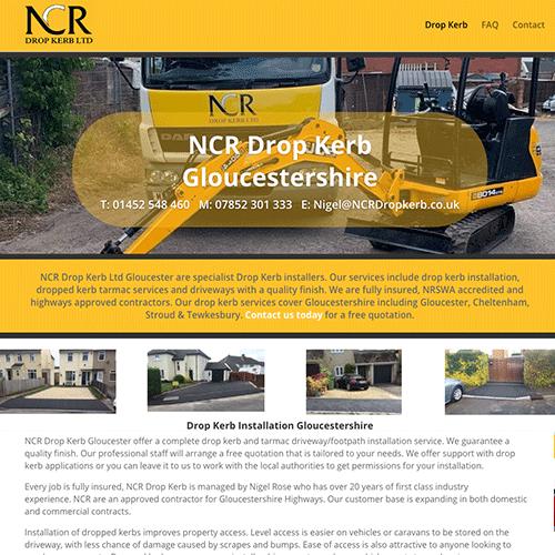 Website Design Gloucestershire