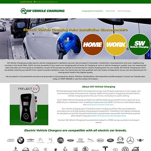 Website Design Gloucester