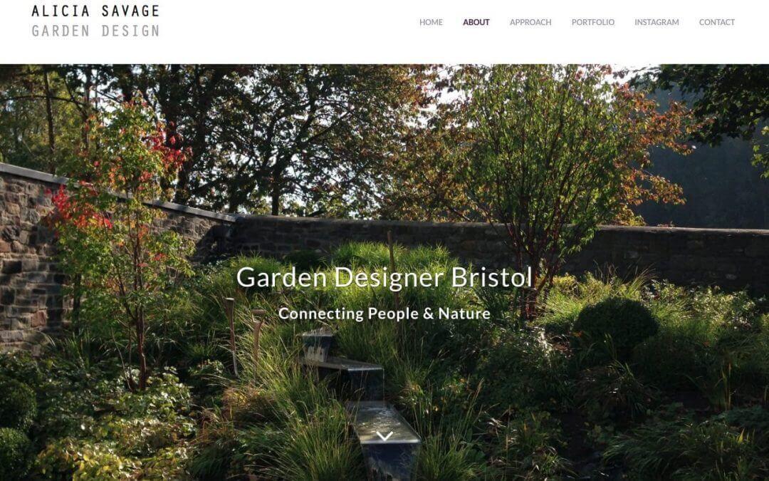 SEO | Website Optimisation | Alicia Savage Gardens